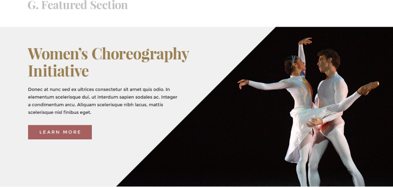 ABT web site screenshot